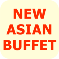 New Asian Buffet